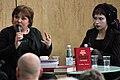 Imbi Paju Sofi Oksanen Kaiken Takana Oli Pelko Helsinki 2009.jpg