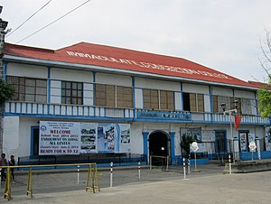 Immaculate Conception Parish Church (Balayan) - Image: Immaculate Conception College Balayan
