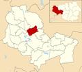 Ince ward within Wigan Metropolitan Borough Council.png