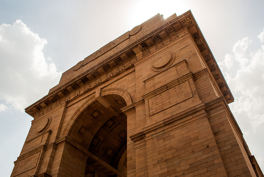 India's Gate - New Delhi