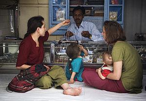 India - Varanasi tourist baubles - 0496