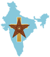 India Christianity Barnstar.PNG