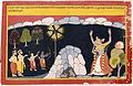 Indian - Rama Destroys Ogress - Walters W888.jpg