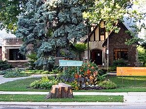 Indian Boundary Park - Indian Boundary Park Fieldhouse