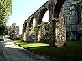 Infirmary Chapel ruins, Canterbury, Kent - geograph.org.uk - 116637.jpg