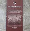 Information about Sir Mark Steward - geograph.org.uk - 1771189.jpg