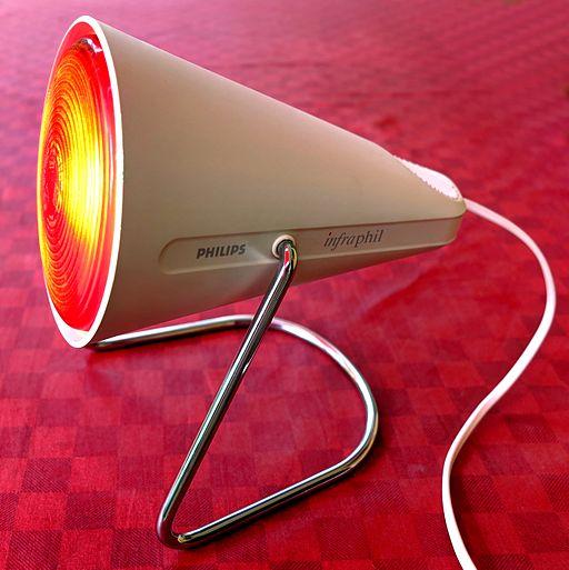 Infrarotlampe Philips infraphil