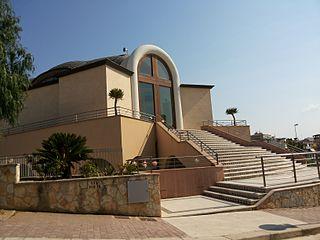 Church of Jesus Christ the Redeemer (Alcamo) church building in Alcamo, Italy