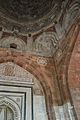 Inner Dome and Arch Detail - Qila-e-Kuhna Masjid - Old Fort - New Delhi 2014-05-13 2844.JPG