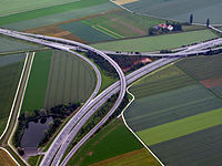 Interchange (road) - Wikipedia, the free encyclopedia