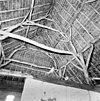 interieur, overzicht schuur, kapconstructie - sint-oedenrode - 20001814 - rce