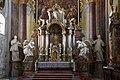 Interior of the Church of Saints Peter and Paul in Nová Ríše 21.jpg
