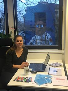 Intern Sabine Rønsen from HiOA.jpg