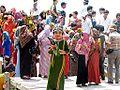 Iranian turkmen in Bandar Torkman.jpg