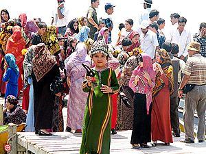 Bandar Torkaman - Iranian Turkmen in Bandar Torkaman