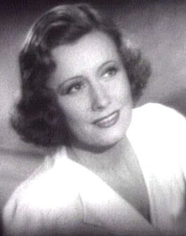 Irene Dunne in de film Love Affair (1939)