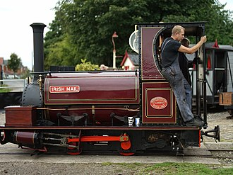 West Lancashire Light Railway - Irish Mail