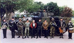 23361a87a8e Royal Irish Rangers uniforms
