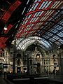Iron and Glass Roof of the Central Station in Antwerp - panoramio.jpg