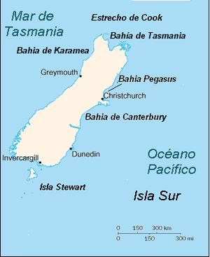 Isla Sur