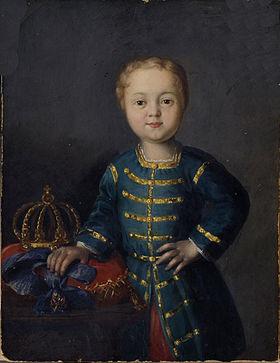Иван VI (Иоанн)<br />Антонович<br />Романов