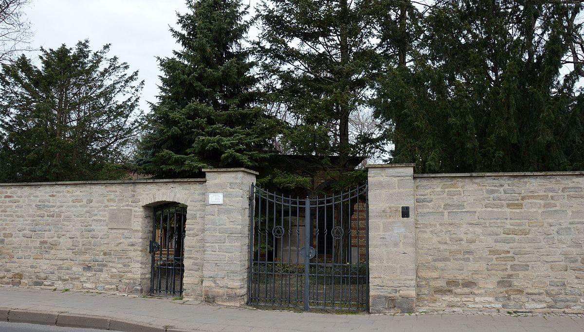 Friedhof Magdeburg