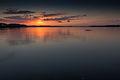 J.Drawsko, Czaplinek, majowy zachód słońca 03.jpg