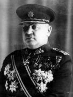 Jan Syrový - Jan Syrový in 1938