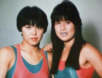 The Jumping Bomb Angels - Image: JB・エンジェルス