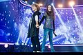JESC 2016 Shir and Tim (Israel).jpg