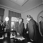JFK - Meeting with the Foreign Minister of Argentina, Dr. Carlos Manuel Muñiz 05.jpg