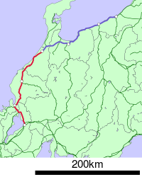 JR Hokuriku Mainline linemap.svg