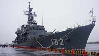 JS <i>Asayuki</i> Hatsuyuki-class destroyer