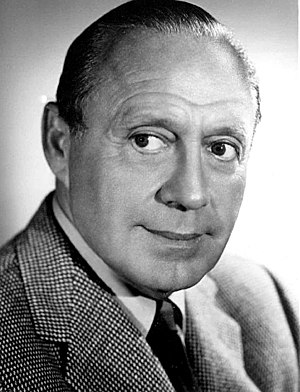 Squidward Tentacles - Squidward's voice has been compared to that of American comic actor Jack Benny.
