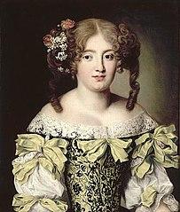 Portrait de Maria Ortensia Biscia del Drago