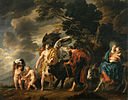 Jacob Jordaens the elder - Flight of the Holy Family into Egypt - Walters 372368.jpg