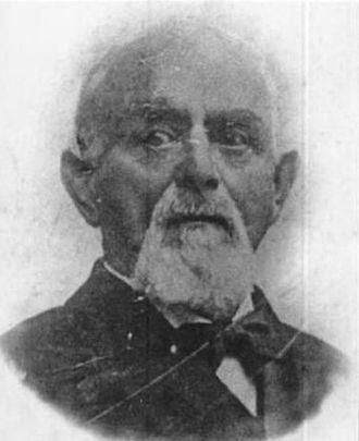 Jacob W. Davis - Jacob Davis ca. 1905