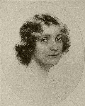 Jacoba van der Pas - 1915