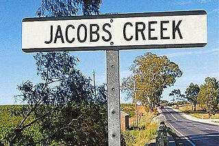 Barossa Valley Way highway in South Australia
