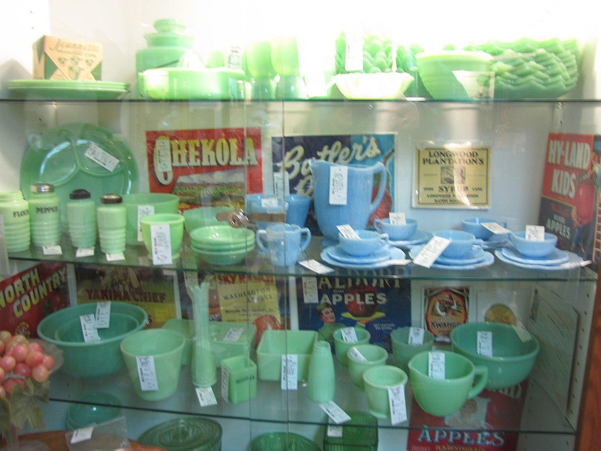 & Jadeite (kitchenware) - Wikipedia
