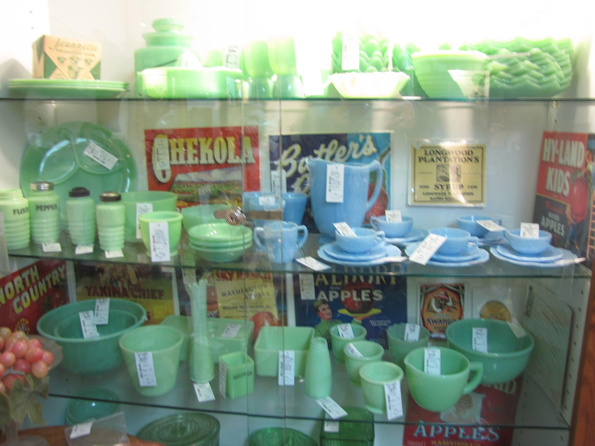 Jadeite Kitchenware Wikipedia