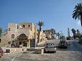 Jaffa. Old meets new (1351076790).jpg