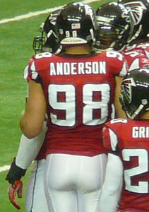 Jamaal Anderson net worth