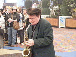 James Chance in 2010