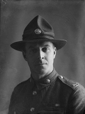 James Crichton (VC) - Private James Crichton c.1918–19
