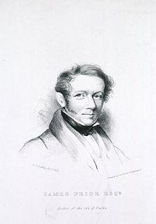 James Prior (surgeon) Irish surgeon and writer