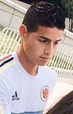 Rodriguez Preparing To Practice In Chicago Illinois For Copa America Centenario June 2016