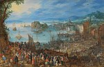 Jan Brueghel the Elder-Great Fish market.jpg