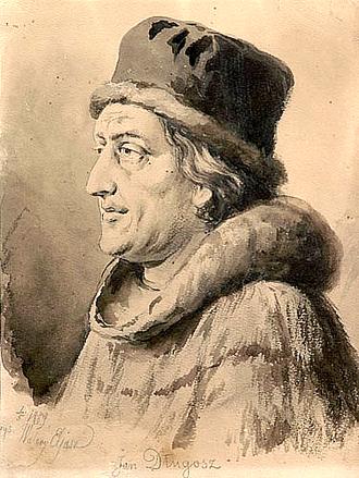Jan Długosz - Image: Jan Długosz