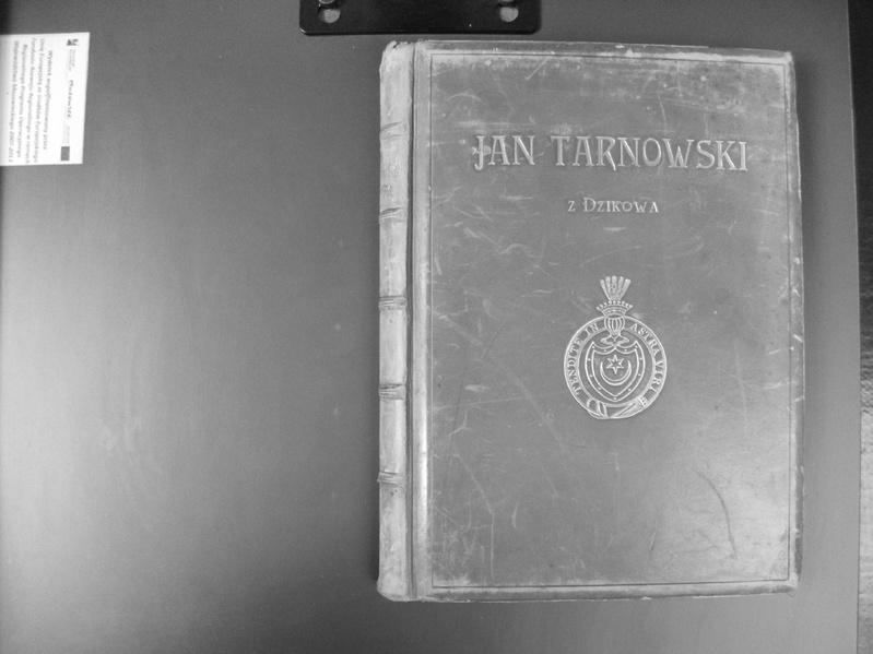 File:Jan Tarnowski z Dzikowa (mały plik).pdf